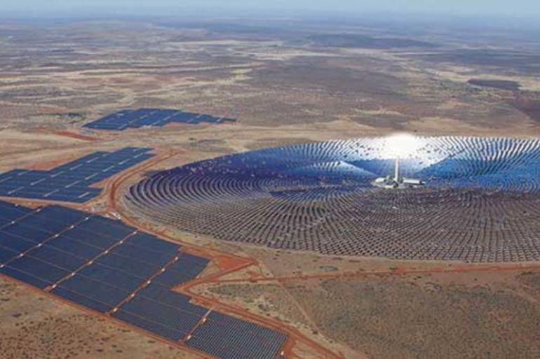 Costo Nivelado de Energía en una planta solar híbrida sería más barato que en una planta termoeléctrica de gas natural