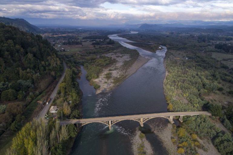 Junta de Vigilancia del río Biobío firma acuerdo operacional con Enel Generación para la gestión de derechos de aguas