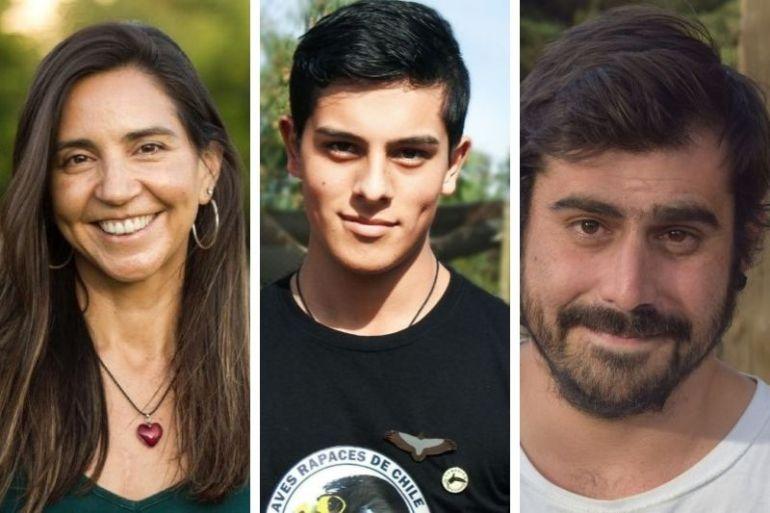 Conoce a los tres chilenos finalistas de Free Range Human: El ganador se llevará $25.000 dólares para apoyar su proyecto de vida