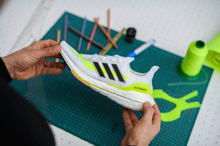 adidas Chile anuncia la llegada de Ultraboost 21, una zapatilla confeccionada con material reciclado de alto rendimiento
