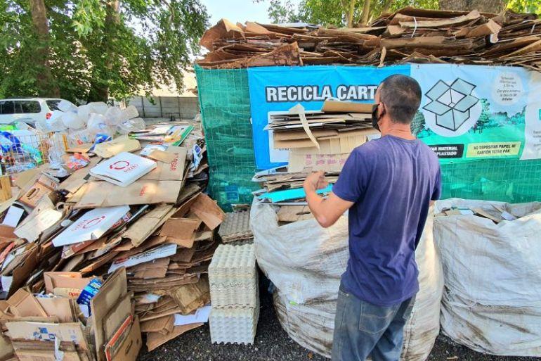 Municipalidad de Peñaflor pone en marcha en febrero ambicioso proyecto de reciclaje