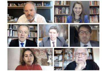 """""""Nuevos Vientos de la Economía 2021"""" aborda desafíos para promover el crecimiento en Chile"""
