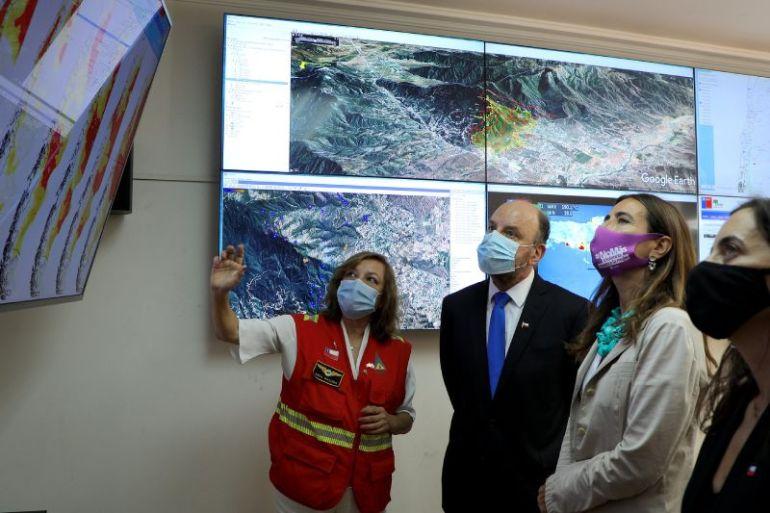 Gobierno reporta un 65% menos de superficie afectada durante esta temporada de incendios forestales