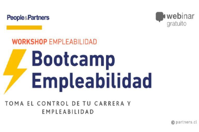 Expertos laborales de People & Partners ofrecen taller online gratuito para mejorar la empleabilidad