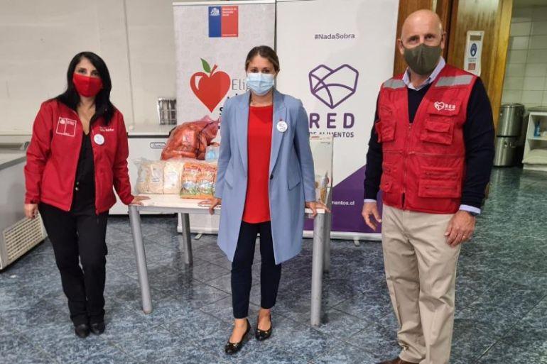 Red de Alimentos entregará productos saludables a 130 ollas comunes de todo Chile gracias a proyecto del Ministerio de Desarrollo Social y Familia y Elige Vivir Sano