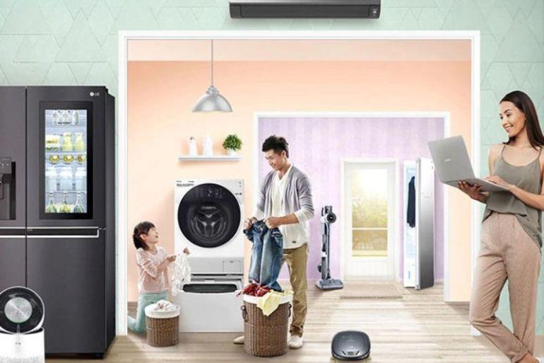 4 consejos de LG Electronics para renovar hábitos de consumo en el hogar y gastar la menor cantidad de recursos, obteniendo los mismos beneficios