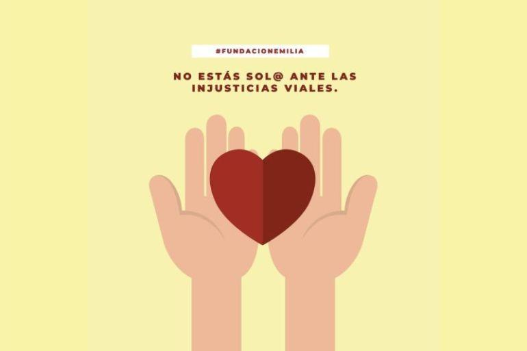 Fundación Emilia entregará orientación jurídica gratuita a víctimas de siniestros viales en la Región de O'Higgins, Valparaíso y RM