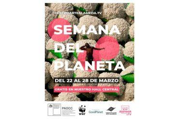 Hora del Planeta: WWF Chile y Centro Arte Alameda invitan a ciclo de cine ambiental y conversatorio