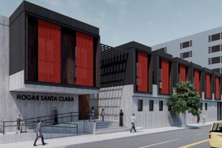 CORE aprueba $2400 millones para construir nuevo hogar de la Fundación Santa Clara para niños con VIH-Sida