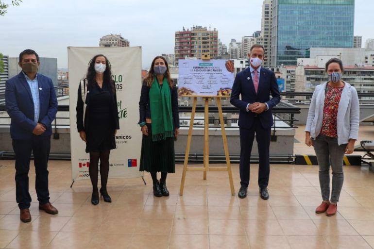 #YoRecicloOrganicos: Ministerio del Medioambiente lanza, con el apoyo de Reciclo Orgánicos, la Estrategia Nacional de Residuos Orgánicos (ENRO)
