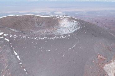 Elaboran primer mapa de riesgo volcánico en Chile