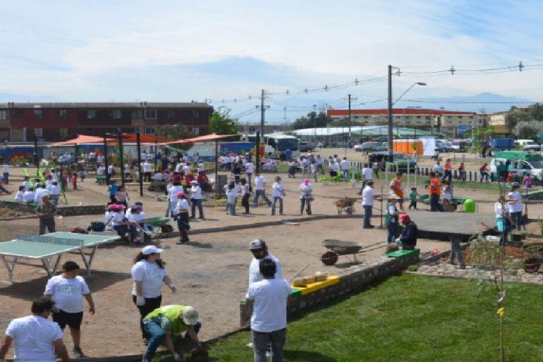ACERA refuerza su compromiso con el desarrollo de las comunidades junto a Fundación Mi Parque