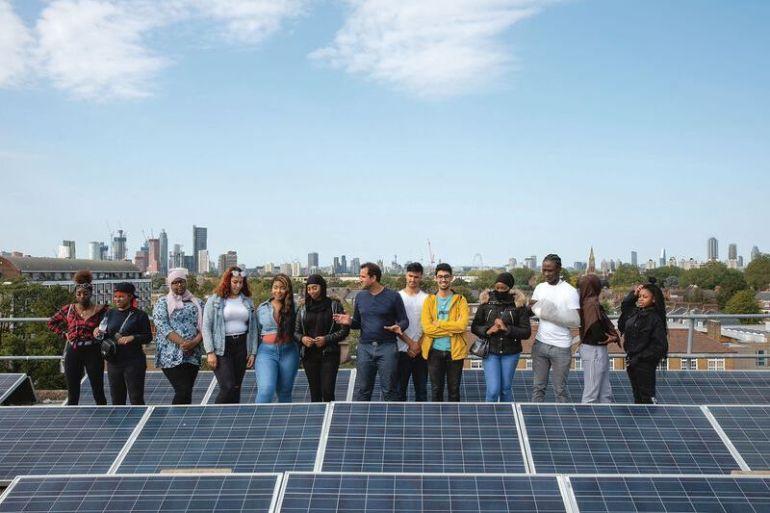 """Estreno documental """"We The Power"""": Cuando las comunidades lideran la revolución de la energía"""