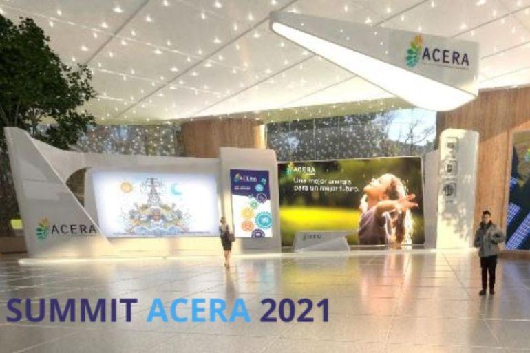 #SummitACERA Asociación de energías renovables realizará una nueva versión de su encuentro anual