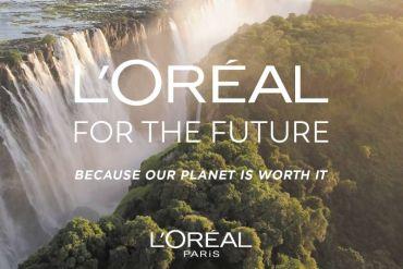 L'Oréal Paris anuncia su compromiso de sustentabilidad con metas al 2030