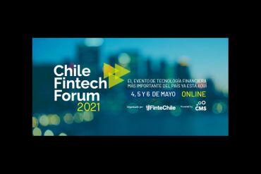 Chile Fintech Forum: Encuentro virtual analizará el avance de la tecnología financiera y sus desafíos post pandemia