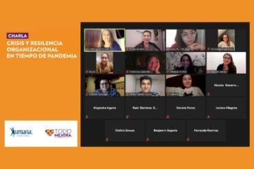 Fundación Todo Mejora y Humana Consultores suman esfuerzos para fortalecer a resiliencia organizacional en tiempos de pandemia