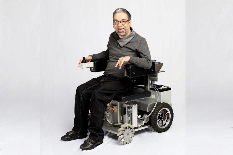Enel promueve crowdfunding para Avanchair, la silla de ruedas de última generación dotada con sistemas de movimiento automáticos