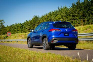 Toyota presenta el nuevo Corolla Cross, un SUV con tradición y tecnología híbrida