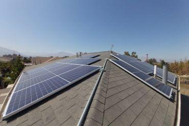 Programa Casa Solar del Ministerio de Energía: Copec instalará paneles solares en 300 viviendas