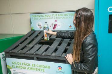 Maipucinos logran recolectar más de 360 kilos de plásticos problemáticos en solo 2 semanas