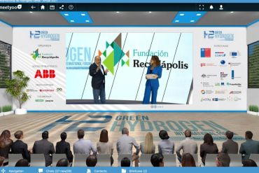 Primer Foro Internacional Hidrógeno Verde Fundación Recyclápolis: Chile, el polo verde del nuevo y prometedor hidrocarburo