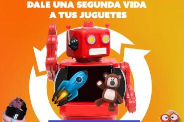 "Parque Arauco y Coaniquem promueven campaña solidaria ""Recicla tus Juguetes"""