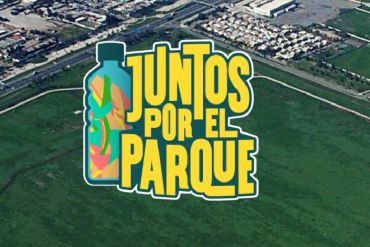 En Cerrillos buscan levantar el primer parque deportivo de Chile, construido a partir de la recolección de ecobotellas