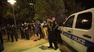 Matan a tres policías en Estados Unidos