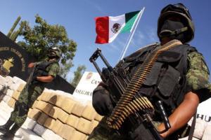 Los narcomilitares en Centroamérica
