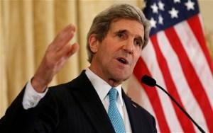 Noticias del mundo John Kerry