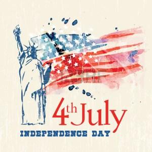 Independence day celebration photo