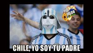Memes Chile fuera del mundial