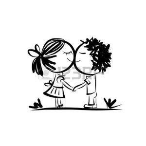 Imagenes de amor de dibujos animados con movimiento