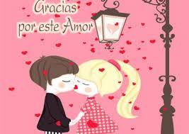 Imagenes de amor besos dibujos