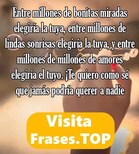 Frases Bonitas De Amor Para Mi Novio O Novia Frasestop
