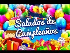 Saludos de cumpleaños para whatsapp