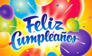 Postales de cumpleaños animadas para WhatsApp