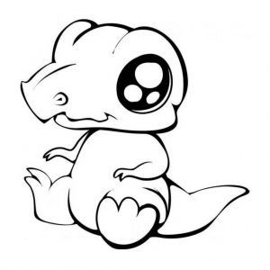 Dibujos de animales kawaui