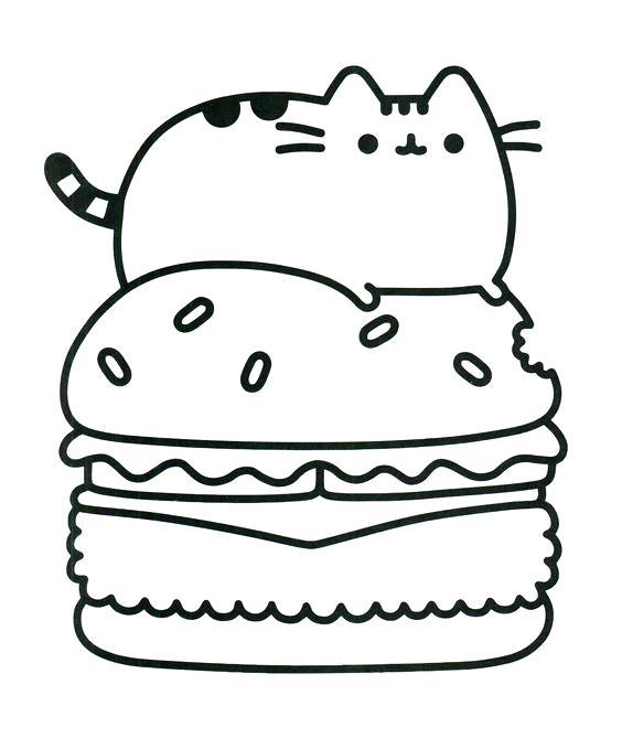 Dibujos De Gatos Kawaii Para Dibujar Www Imagenesmy Com