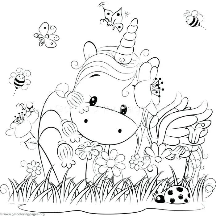Pagina Para Colorear Unicornio Pin En Colouring Pictures