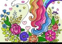 colorear_unicornios_faciles_libro_bonitos_kawaii-300x300