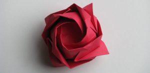 Figuras de amor de papel