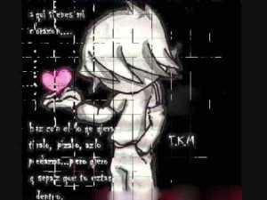 Imágenes de emos tristes para dibujar lápiz