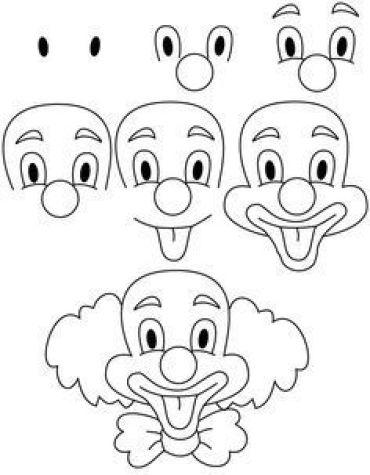 Dibujos fáciles para niños paso a paso