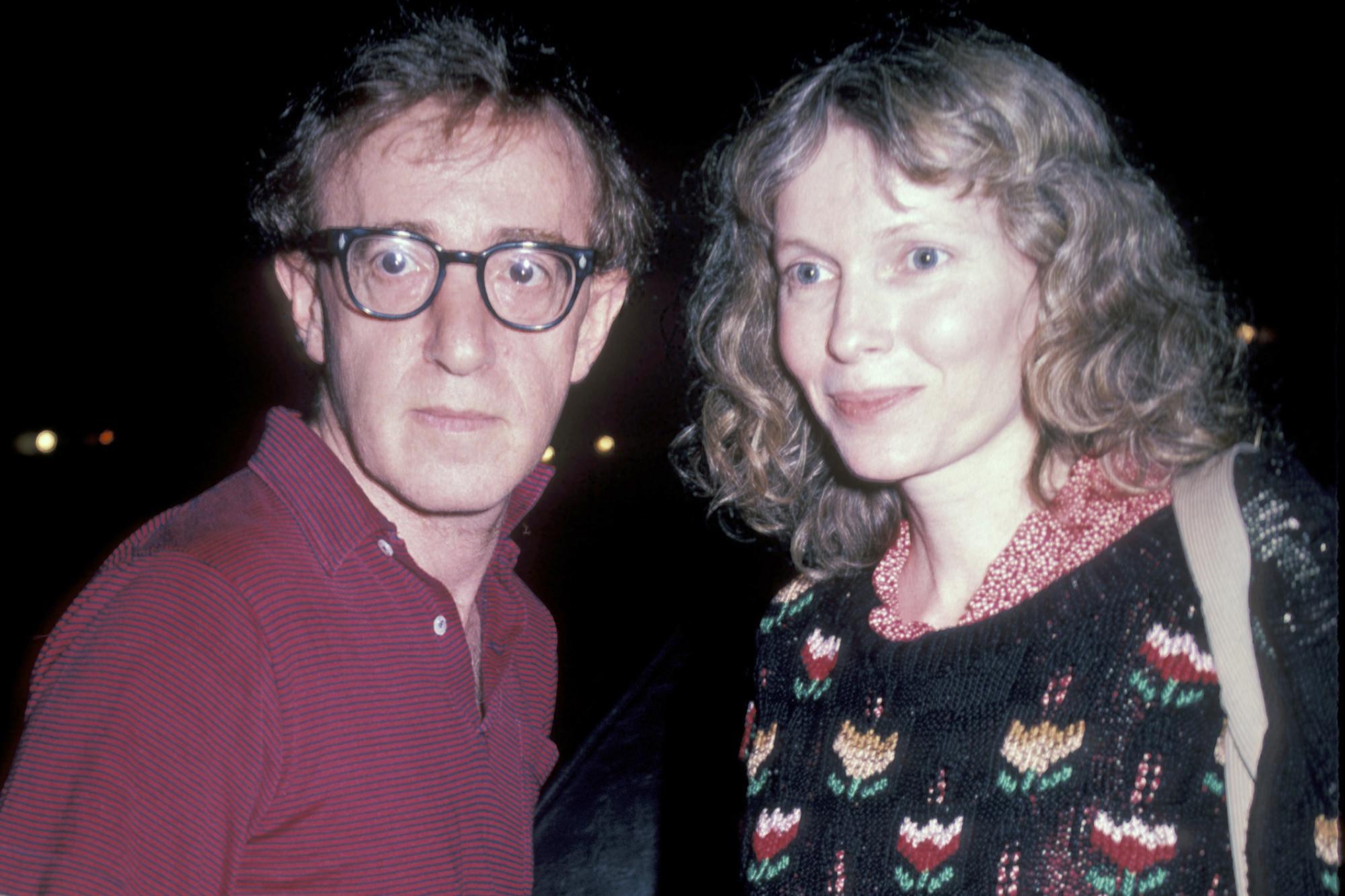 HBO estrenará la serie sobre la tormentosa relación entre Woody Allen y Mia  Farrow