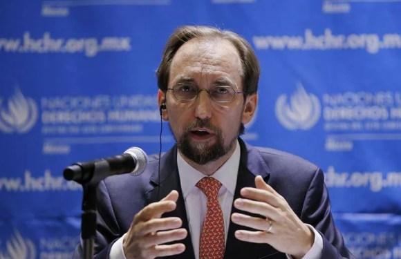 Alto comisionado de la ONU defiende sus duras críticas a Gobiernos