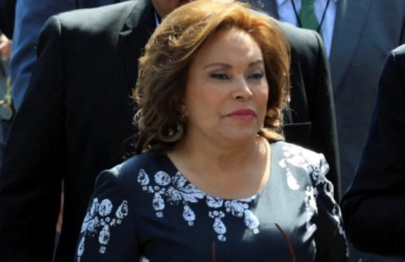 La maestra Elba Esther Gordillo, libre
