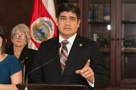 Carlos Alvarado cancela a la ONU