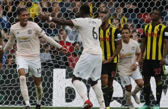 El United despierta al Watford de su sueño